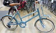 ミニベロ・折りたたみ自転車