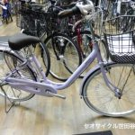 ブリヂストン・アルミ―ユ 軽い自転車!