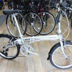 DAHON・Route おりたたみ自転車!