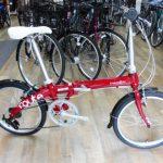 DAHON・Route 折りたたみ自転車
