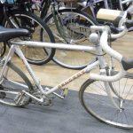 ふる~い自転車、レストアしましょう