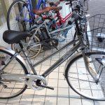 シティーサイクル 丸石・フリータイムシティ27型