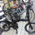 e-bike「tern・Vektron」試乗車あります!