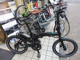 e-bike 「tern・Vektron」について・・
