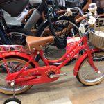 キッズ自転車 ブリヂストン・ハッチ16型