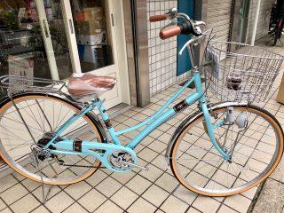 エミール27型 7段ギヤ付きシティーサイクル