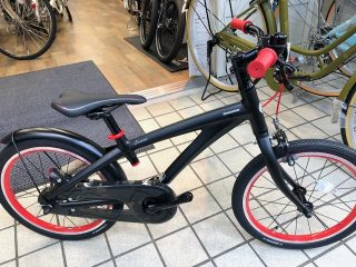 18インチタイヤのキッズ自転車 ブリヂストン・レべナ