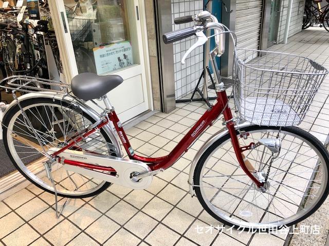 乗るならやっぱり軽い自転車 丸石・ソアラ