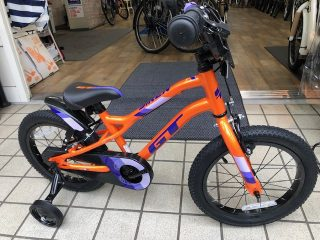 GT Siren16 キッズ自転車 2020年モデル!